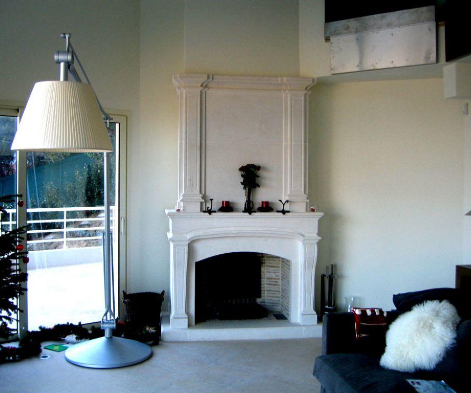 atry home chemin es et po les 06 installateur de chemin es en pierre traditionnelles ou provence. Black Bedroom Furniture Sets. Home Design Ideas