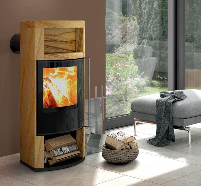 atry home chemin es et po les 06 accumuler la chaleur avec la pierre ollaire sur le po le bois. Black Bedroom Furniture Sets. Home Design Ideas