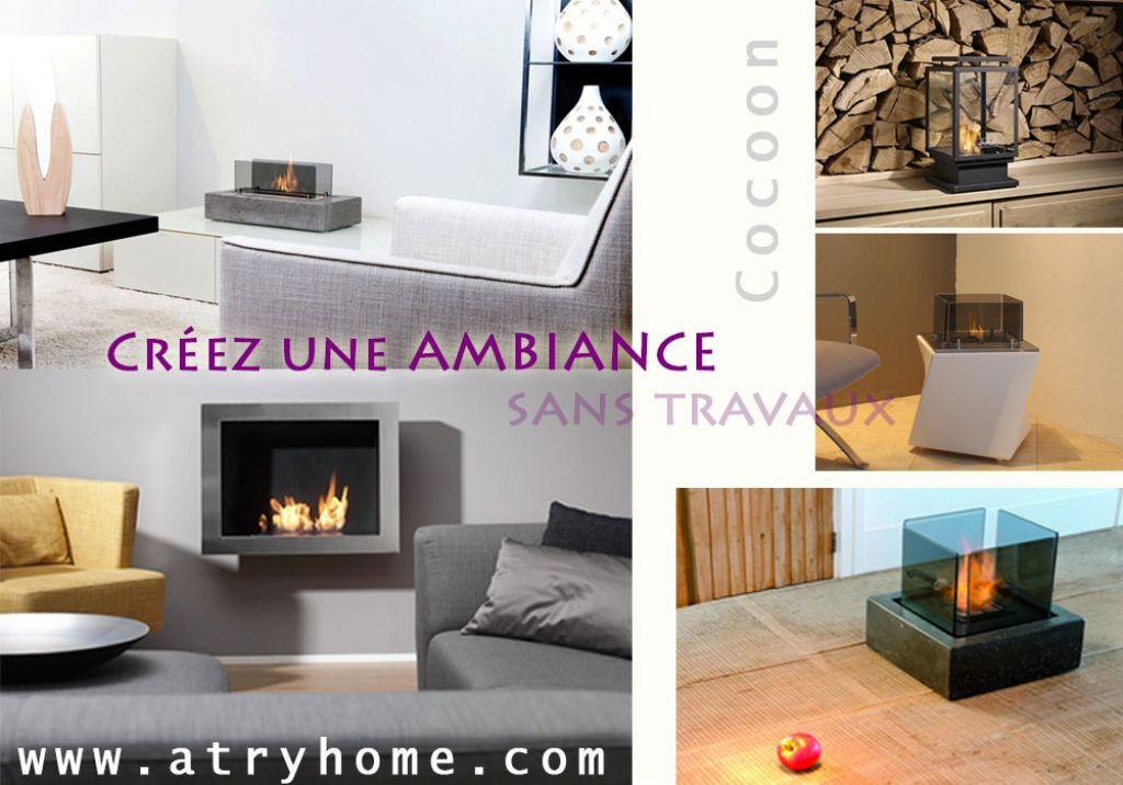 atry home chemin es et po les 06 le bio thanol est la solution pour l ambiance et la d coration. Black Bedroom Furniture Sets. Home Design Ideas